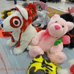 Prizes galore at the Valentine's Day Extravaganza at Herman Center, Goldsboro, NC.